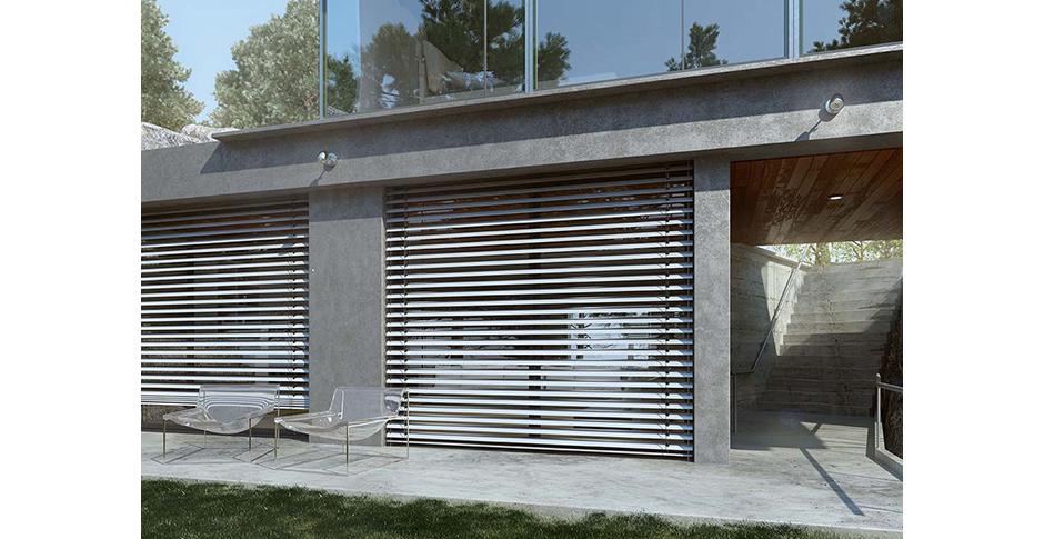 Frangisole in alluminio veneziana esterna bartoli collezioni tessili - Tende veneziane da esterno prezzi ...