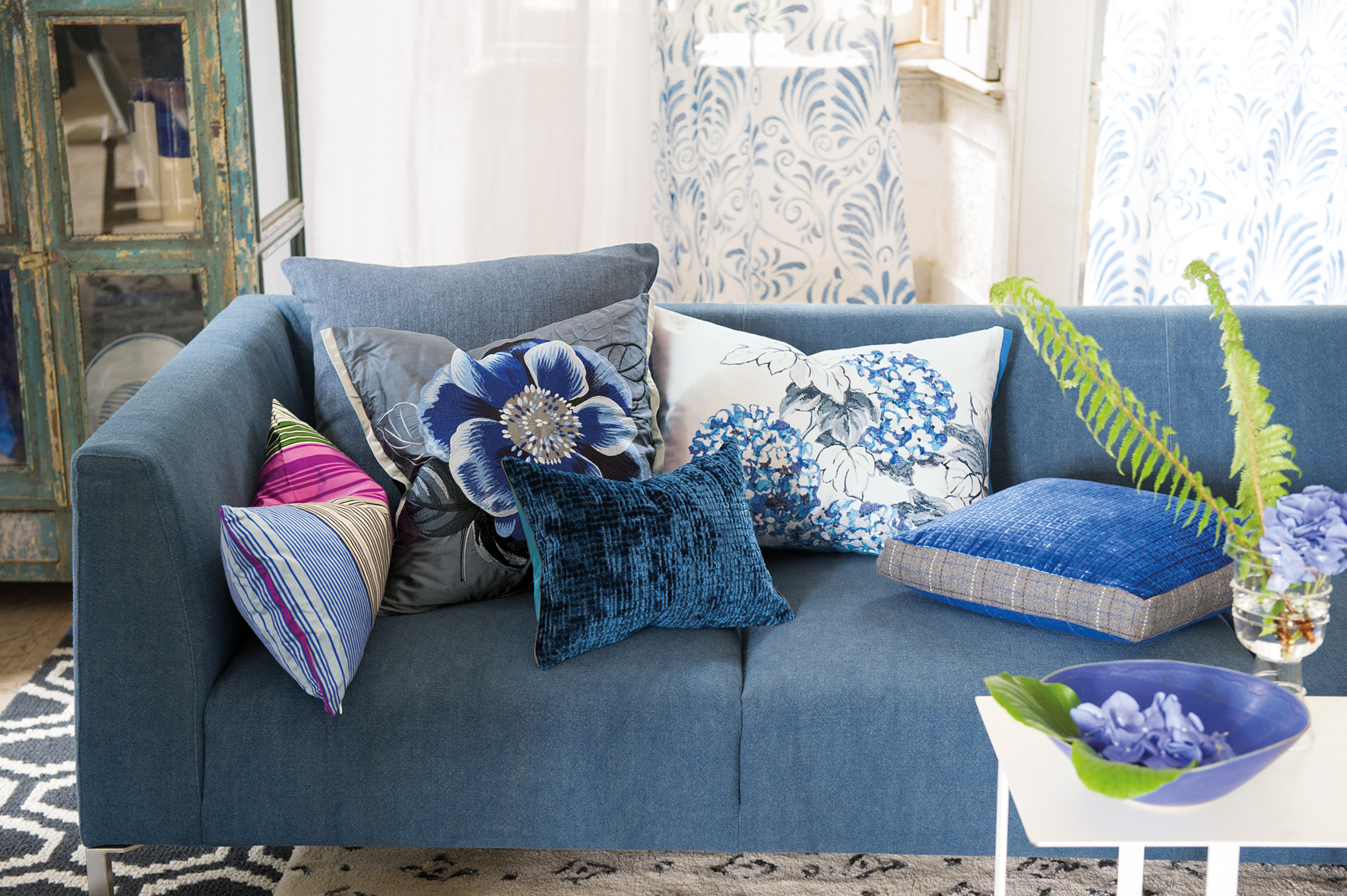 Designers Guild - tende da interno - Bartoli Collezioni Tessili