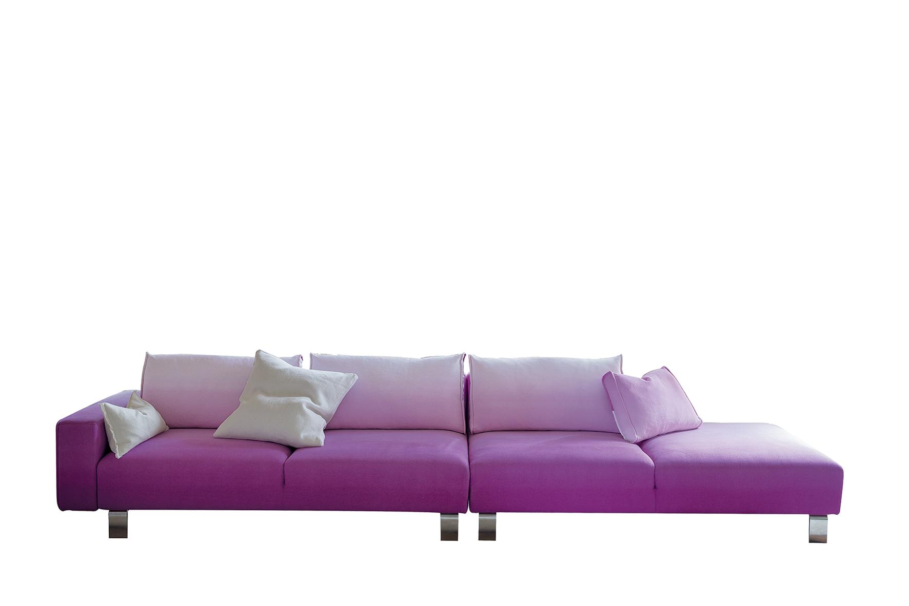 Divano modulare Designers Guild Lino